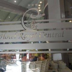 Отель MPM Hotel Royal Central - Halfboard Болгария, Солнечный берег - отзывы, цены и фото номеров - забронировать отель MPM Hotel Royal Central - Halfboard онлайн балкон