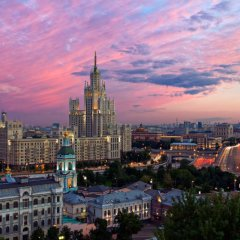 Апартаменты Venice Apartments Москва фото 6