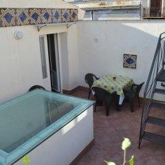 Отель Appartamenti Vittorio Emanuele Италия, Палермо - отзывы, цены и фото номеров - забронировать отель Appartamenti Vittorio Emanuele онлайн балкон
