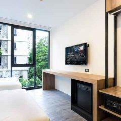 Отель Stay Hotel BKK Таиланд, Бангкок - отзывы, цены и фото номеров - забронировать отель Stay Hotel BKK онлайн сейф в номере