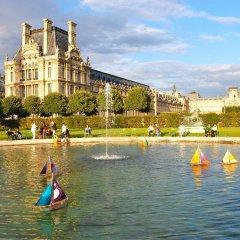 Hotel Mayfair Paris Париж приотельная территория
