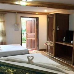 Отель Villa Oasis Luang Prabang комната для гостей фото 3