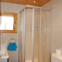 Отель Chalet Gentil Nid Нендаз ванная