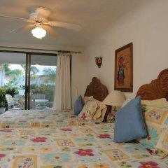 Отель Casa De Las Flores Сан-Хосе-дель-Кабо комната для гостей фото 4