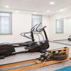 Отель Adagio access München City Olympiapark фитнесс-зал фото 3