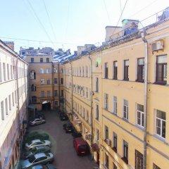 Гостиница SuperHostel на Невском 130 балкон