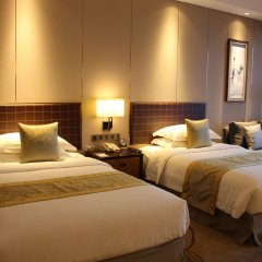 Golden Eagle Summit Hotel Yancheng комната для гостей фото 3