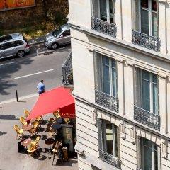 Отель Balcony Bliss steps from the Bois de Boulogne