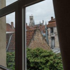 Отель Braamberg Bed & Breakfast Брюгге балкон