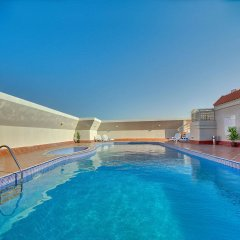 Al Manar Grand Hotel Apartment бассейн