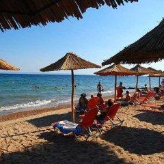 Hotel Simeon пляж фото 2