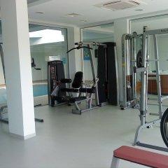 Royal Blue Hotel Paphos фитнесс-зал