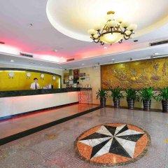 The Shenzhen Overseas Chinese Hotel Шэньчжэнь интерьер отеля