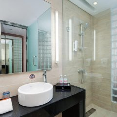 Отель Holiday Inn Express Chengdu West Gate ванная
