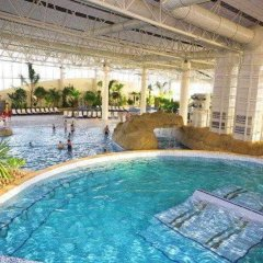Отель Wloski Польша, Познань - отзывы, цены и фото номеров - забронировать отель Wloski онлайн бассейн фото 2