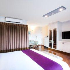 Отель The Step Sathon Бангкок удобства в номере фото 2