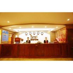 Отель Royal Hotel Вьетнам, Вунгтау - отзывы, цены и фото номеров - забронировать отель Royal Hotel онлайн интерьер отеля фото 3