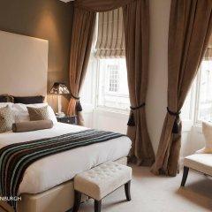 Отель Fraser Suites Edinburgh Великобритания, Эдинбург - отзывы, цены и фото номеров - забронировать отель Fraser Suites Edinburgh онлайн комната для гостей фото 2