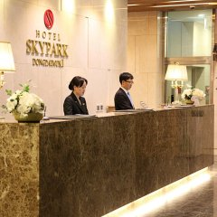 Hotel Skypark Dongdaemun I интерьер отеля фото 2