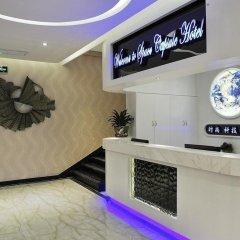 Pengheng Space Capsules Hotel интерьер отеля