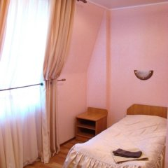 Гостиница Причал комната для гостей фото 4