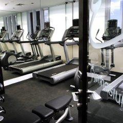 Emporium Hotel фитнесс-зал