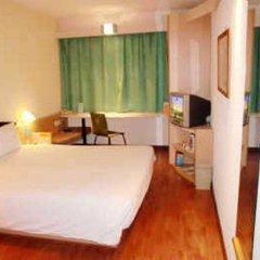 Отель Ibis Huangpu Zhongshan Китай, Чжуншань - отзывы, цены и фото номеров - забронировать отель Ibis Huangpu Zhongshan онлайн комната для гостей
