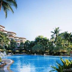 Shangri-La Hotel Singapore бассейн фото 2