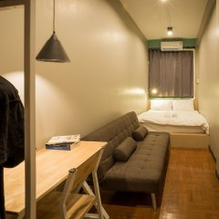 Born Free Hostel Vista Бангкок спа