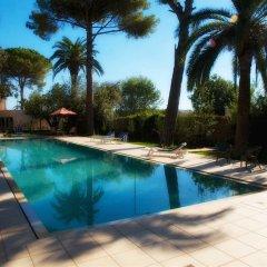 Отель Villa Arditi Пресичче бассейн