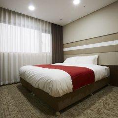 THE RECENZ Dongdaemun Hotel сейф в номере