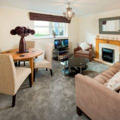 Отель St. Giles Apartments Великобритания, Эдинбург - отзывы, цены и фото номеров - забронировать отель St. Giles Apartments онлайн комната для гостей фото 2