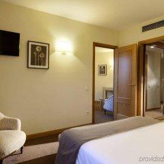 Отель Holiday Inn Madrid - Pirámides комната для гостей