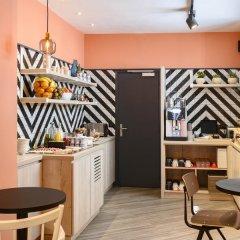 Отель Classic Montparnasse Франция, Париж - отзывы, цены и фото номеров - забронировать отель Classic Montparnasse онлайн фото 5