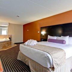 Отель Best Western Plus Toronto North York Hotel & Suites Канада, Торонто - отзывы, цены и фото номеров - забронировать отель Best Western Plus Toronto North York Hotel & Suites онлайн комната для гостей фото 2