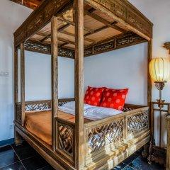 Отель Courtyard 7 Пекин комната для гостей