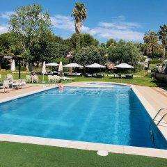 Отель Bungalows Papalús Испания, Льорет-де-Мар - отзывы, цены и фото номеров - забронировать отель Bungalows Papalús онлайн бассейн