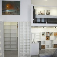Отель P&O Apartments Hoza Studio Польша, Варшава - отзывы, цены и фото номеров - забронировать отель P&O Apartments Hoza Studio онлайн ванная