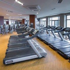 Отель Titanic Business Kartal фитнесс-зал фото 2