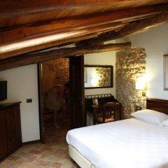 Отель Locanda Osteria Marascia Италия, Калольциокорте - отзывы, цены и фото номеров - забронировать отель Locanda Osteria Marascia онлайн сейф в номере