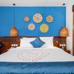Отель Five Rose Villas комната для гостей