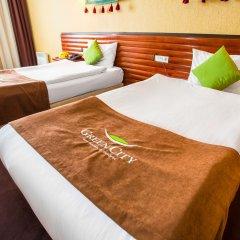 Отель Green City Кыргызстан, Бишкек - отзывы, цены и фото номеров - забронировать отель Green City онлайн комната для гостей
