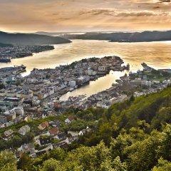 Отель Bergen Budget Hotel Норвегия, Берген - 2 отзыва об отеле, цены и фото номеров - забронировать отель Bergen Budget Hotel онлайн приотельная территория