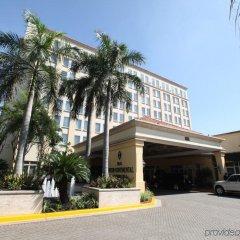 Отель Intercontinental Real San Pedro Sula Сан-Педро-Сула парковка