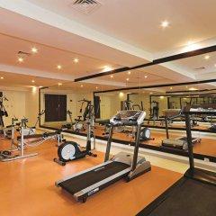 Отель Carelta Beach Resort & Spa фитнесс-зал