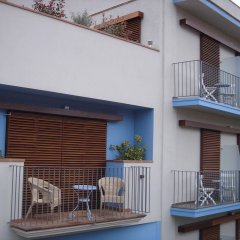 Отель Carmen Испания, Курорт Росес - отзывы, цены и фото номеров - забронировать отель Carmen онлайн балкон