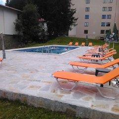 Hotel Panorama Pamporovo бассейн