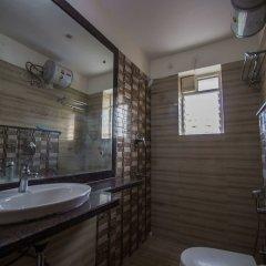 Отель OYO 12953 Home Pool View 2BHK Arpora Гоа ванная