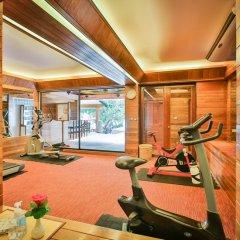 Отель Mom Tri S Villa Royale пляж Ката фитнесс-зал фото 2