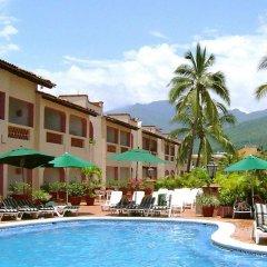Отель Villas Vallarta By Canto Del Sol Пуэрто-Вальярта бассейн фото 3